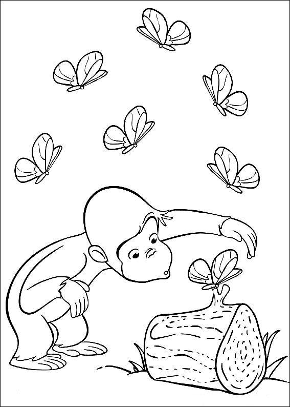 Ahiva Pequenautas Plantillas Para Colorear Animales Monos