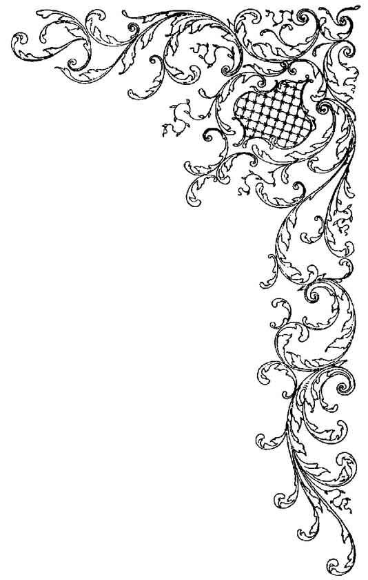 Dibujos para colorear de decoracion plantillas para for Decoracion de paginas