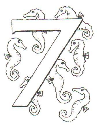 Ahiva Pequenautas Plantillas Para Colorear Numeros Letras